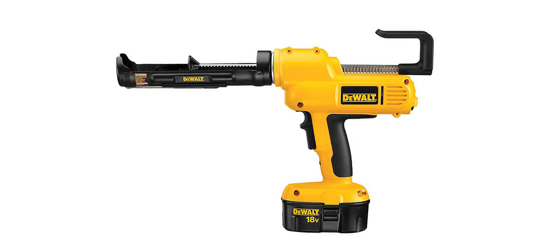 Best Cordless Caulking Gun