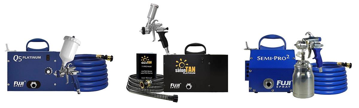 Fuji HVLP Sprayer
